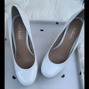 NEW Kelly & Katie Round Roe Pumps